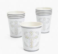 Religious Paper Cups (8)